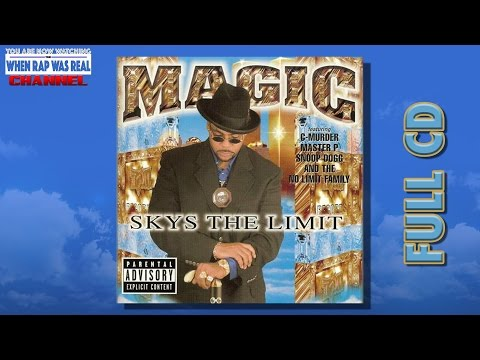 Magic - Sky's The Limit [Full Album] Cd Quality