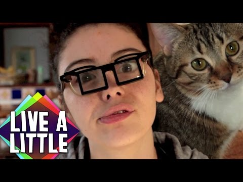 The Cat Measurer with Candace!