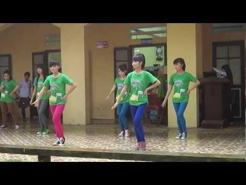 10a2 THPT Duong Xa dance cover. ^0^