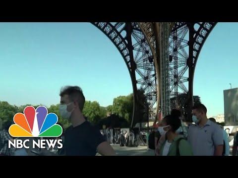 EU Bars Travelers From U.S. Due To Coronavirus Levels | NBC Nightly News