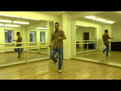 Тренинг – Клубные танцы для мужчин
