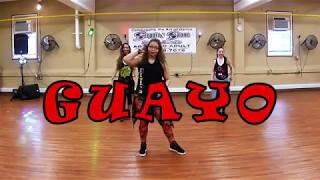 GUAYO - Zumba Choreo - Elvis Crespo ft. Ilegales