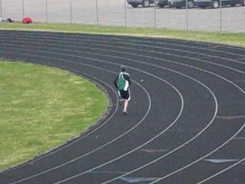 2011 Sauk Rapids-Rice Middle School Dual Track & Field Invitational Meet -  Boys 1600 Meter Run
