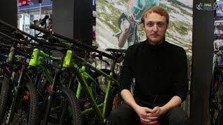 Обзор горных велосипедов Merida 2018
