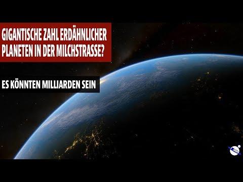 Gigantische Zahl erdähnlicher Planeten in der Milchstrasse? Es könnten Milliarden sein