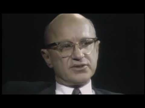 Milton Friedman on Keynesian Economics