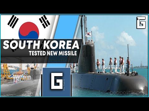 SOUTH KOREA: New ballistic missile for its submarines