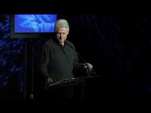 Bill Clinton: TED Prize wish: Let's build a health care system in Rwanda