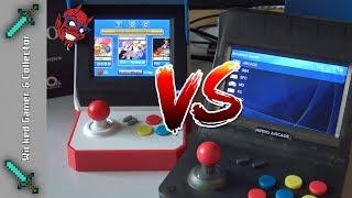 The Next Ultimate Comparison - NeoGeo Mini VS. Retro Arcade