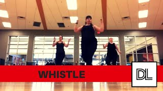 Whistle - Jonn Hart & Too Short || Original Dance Fitness Choreo