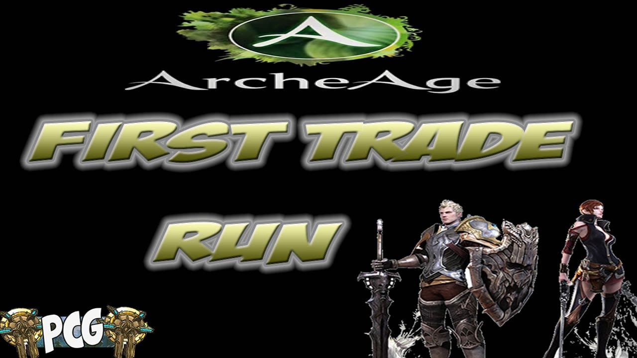 Trading ArcheAge Overview Guide and