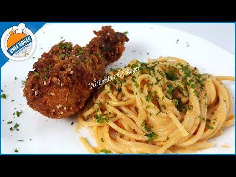Si te gusta el pollo Kentucky tienens que ver este video, Pollo RFC mi receta secreta / chef roger