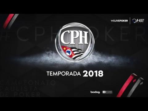 3ª Etapa Campeonato Paulista de Poker – CPH 500K Garantidos - Dia 3
