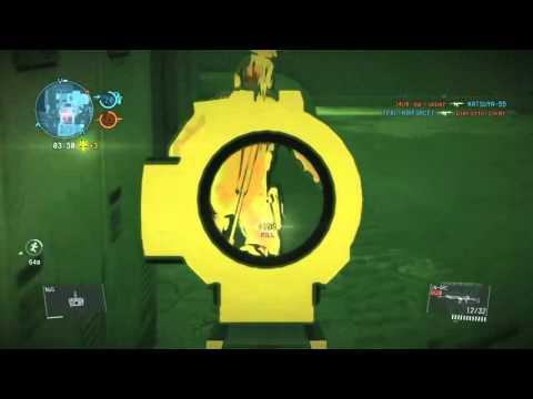 Being A Team Player In Metal Gear Online 3