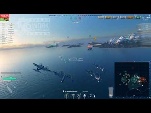 World of Warships - This is British CVs