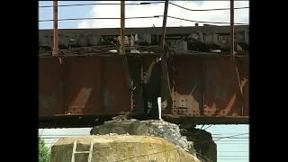 В Запорожской области взорвали жд мост.(Название моего канала