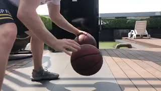 Top Flight Home Workout - Two Ball Cross-Overs