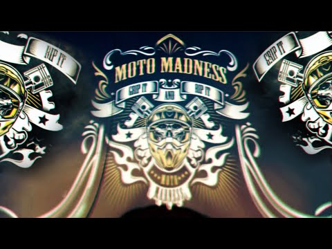 Biker Vest Patches >> Moto Madness: Intro by Ioannis L - YouTube