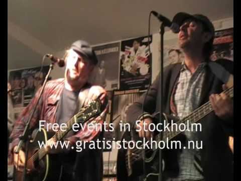 Eldkvarn - Hunger Hotell, Live at Bengans, Stockholm 5(6)