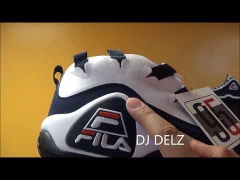 Fila 95 Grant Hill Retro Sneaker Review
