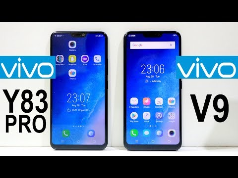 Vivo Y83 Pro Vs Vivo V9 Speed Test