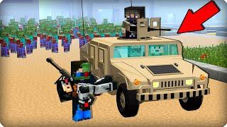 🤕От них просто не убежать! [ЧАСТЬ 34] Зомби апокалипсис в майнкрафт! - (Minecraft - Сериал) ШЕДИ МЕН