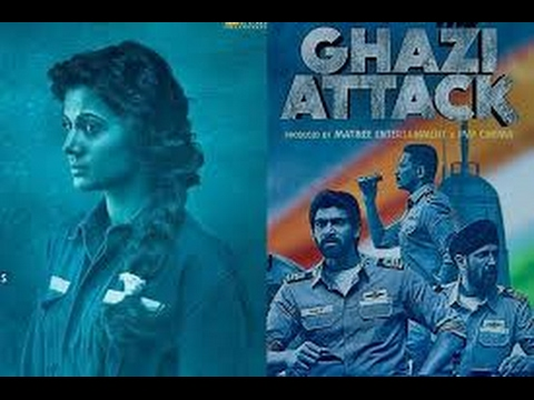The Ghazi Attack dubbed in hindi