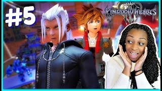 DO IT FOR ANDY!!! | Kingdom Hearts Episode 5 Gameplay!!!