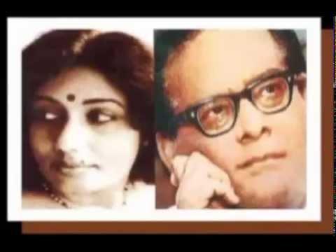ami chini go chini Hemanta Mukherjee and Arati Mukherjee 1988