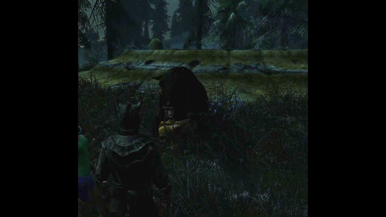 Skyrim mods - EFF Defeat gameplay
