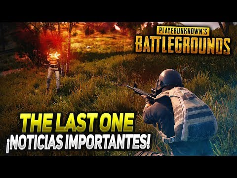 NOTICIAS IMPORTANTES! THE LAST ONE COPIA PLAYERUNKNOWS BATTLEGROUNDS ANDROID & iOS!