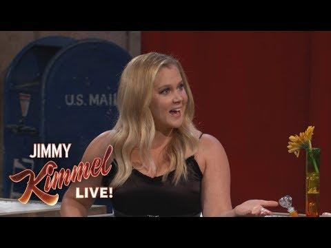 Amy Schumer on Twitter Trolls & Weight Gain