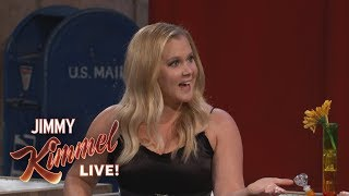 amy schumer on twitter trolls weight gain
