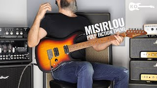 Misirlou - Pulp Fiction Theme - Metal Guitar Cover by Kfir Ochaion видео