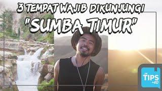 Jurnal Indonesia Kaya: 3 Tempat Wajib Dikunjungi di Sumba Timur