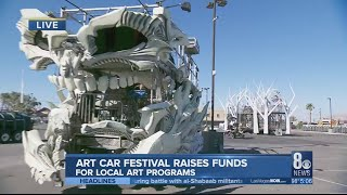 An intergalactic festival is taking over Downtown Las Vegas Saturda...