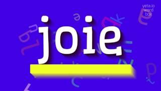 Download lagu How to sayjoie MP3