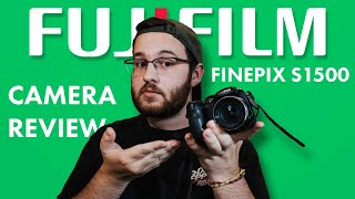 How Does The FujiFilm Finepix S1500 Hold up in 2020? (REVIEW)