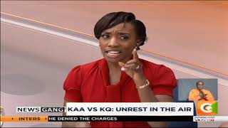 NEWS GANG   What KAA-KQ merger really means