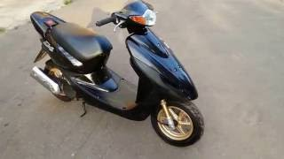 Скутер Honda Dio Z4 AF63 PGM-FI, Kupiscooter.ru(, 2016-06-24T21:19:35.000Z)