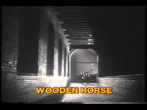 The Wooden Horse Trailer 1950