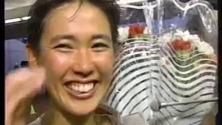 【1992年バルセロナオリンピック】女子マラソン