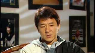 jackie chan interview on miracles and filmmaking