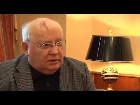 Горбачев- Путину нельзя уходить убьют!