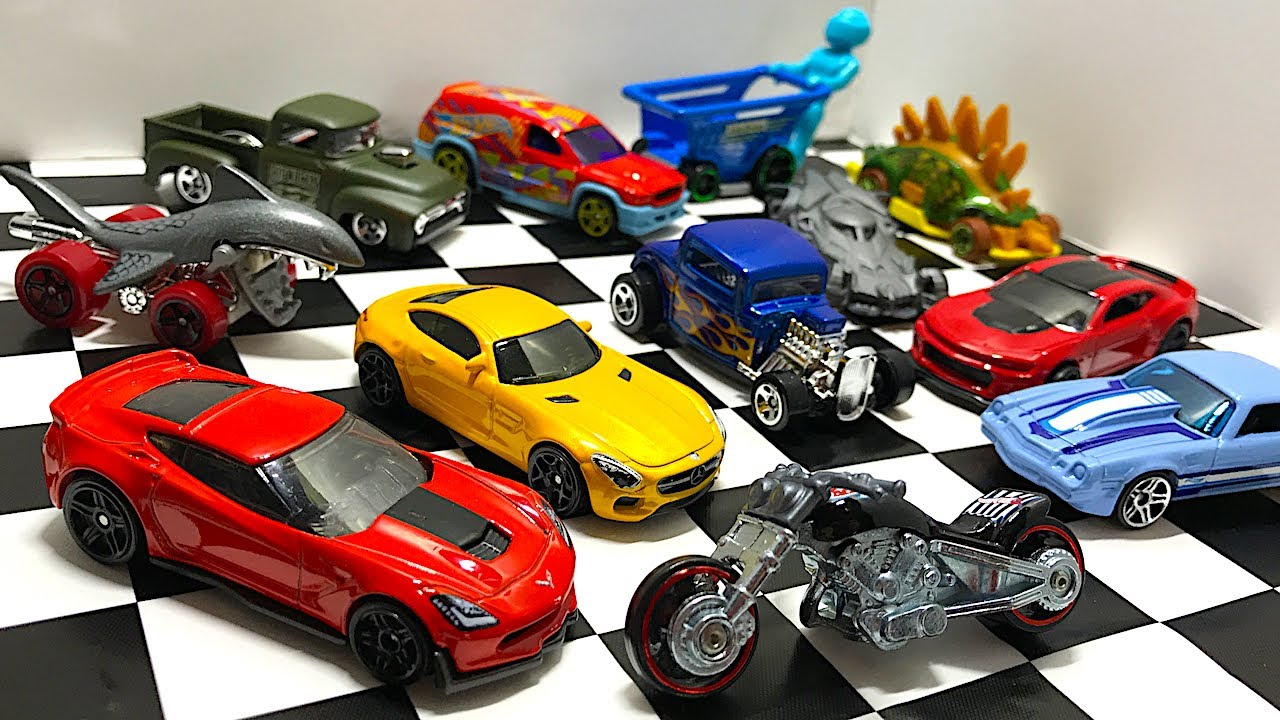 Let S Open New Hot Wheels Toy Car Unboxing Youtube