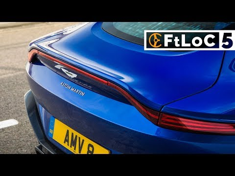 Is The New Vantage A Good Looking Car? - FtLoC Episode 5 - Carfection