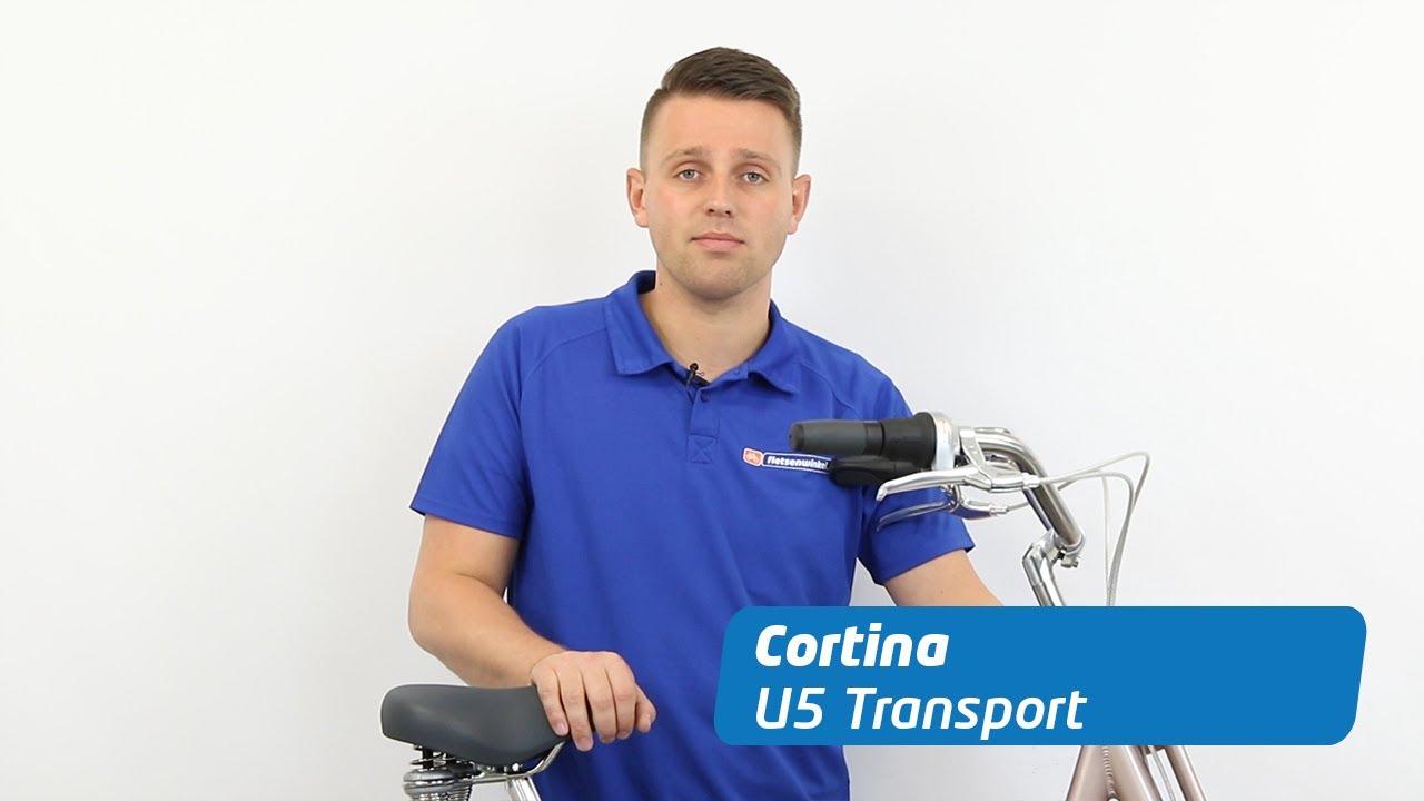 cortina u5 transport deluxe n7