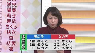 NHK 「ロクいち!」赤ちゃんの名前について ガーデンヒルズウィメンズクリニック 林田理沙 検索動画 8
