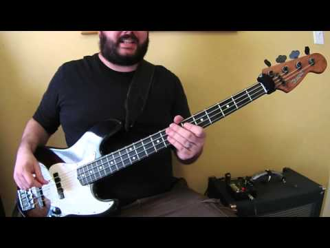 Megadeth - Fatal Illusion - Thrash Metal Bass Lesson
