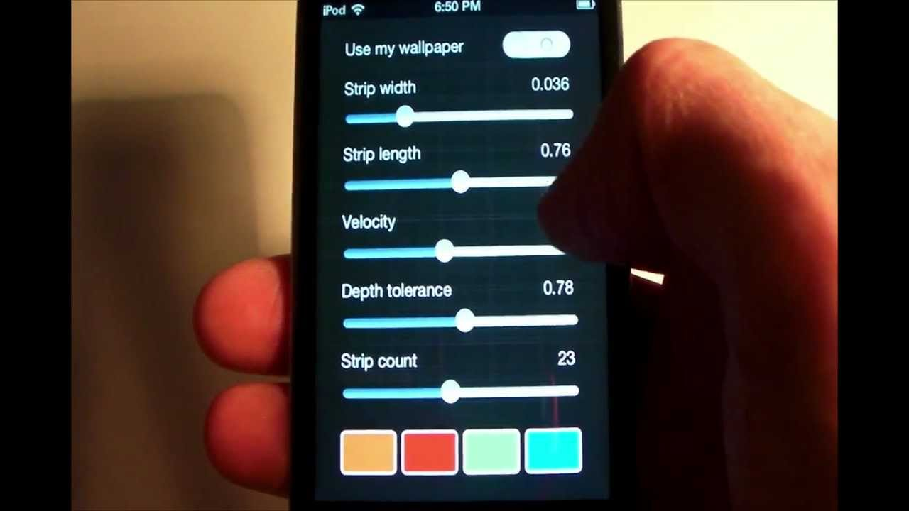 Free Live Wallpapers for iPhone iPod Touch or iPad With Livepapers - Cydia Jailbreak Tweak - YouTube